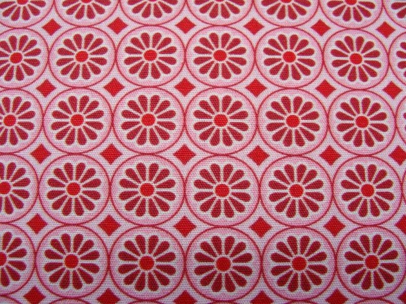 Bild 1 von HILCO - Hilde - ornaments rose/red - 50 cm