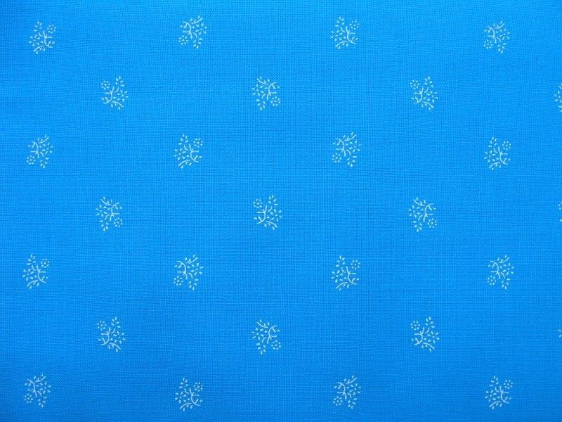 Bild 1 von flower cotton fabric - 50 cm