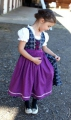 Bild 5 von Dirndl fabric set for children 5
