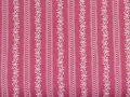 Dirndl fabric stripes - pale rose - 50 cm
