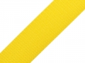 belt strap - 40 mm - yellow