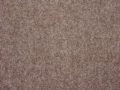 Loden fabric brown meliert - 50 cm