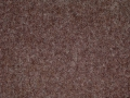 Loden fabric dark brown meliert - 50 cm