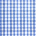 Bild 2 von vichy checked cotton fabric - 5mm - blue - 50 cm
