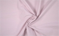 vichy checked cotton fabric - 3mm - flieder - 50 cm