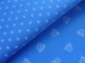 Dirndl fabric set - light blue- 2x50 cm