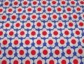 Bild 2 von flower fabric retro - cotton - 50 cm