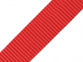 belt strap - 40 mm - red