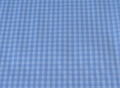 Bild 2 von vichy checked cotton fabric - 3mm - light blue - 50 cm