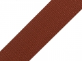 belt strap - 40 mm - brown