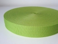 belt strap - 25 mm - apple green